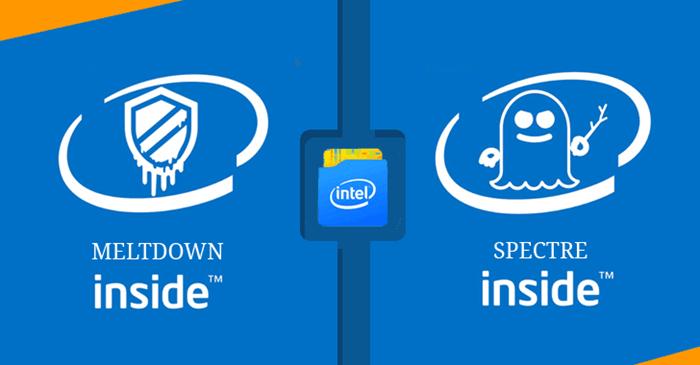 A Intel trabalha para se livrar de Meltdown e Spectre.