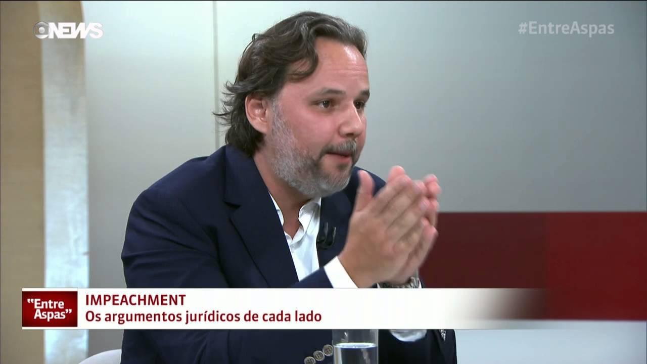 """JURISTAS RESPONDEM: Marco Aurélio de Carvalho: """"Se a Constituição Federal for aplicada como deveria ser, Lula nem preso deveria estar"""" – Foto: Reprodução/GloboNews"""