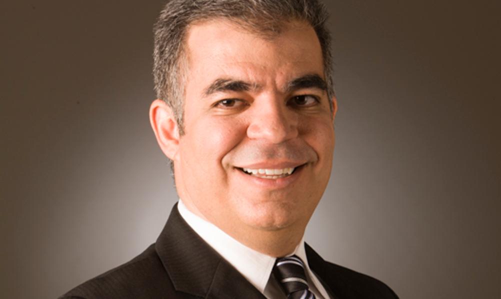 Dr Luiz Guimarães - foto Saul o Kainuma