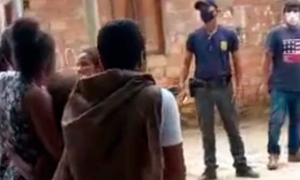 Crianças que seriam usadas em ritual contra Covid são resgatadas
