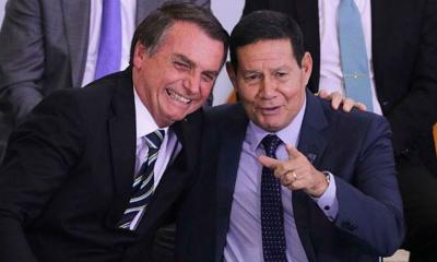URGENTE: TSE autoriza quebra de sigilo telefônico em ação que pede cassação da chapa Bolsonaro-Mourão