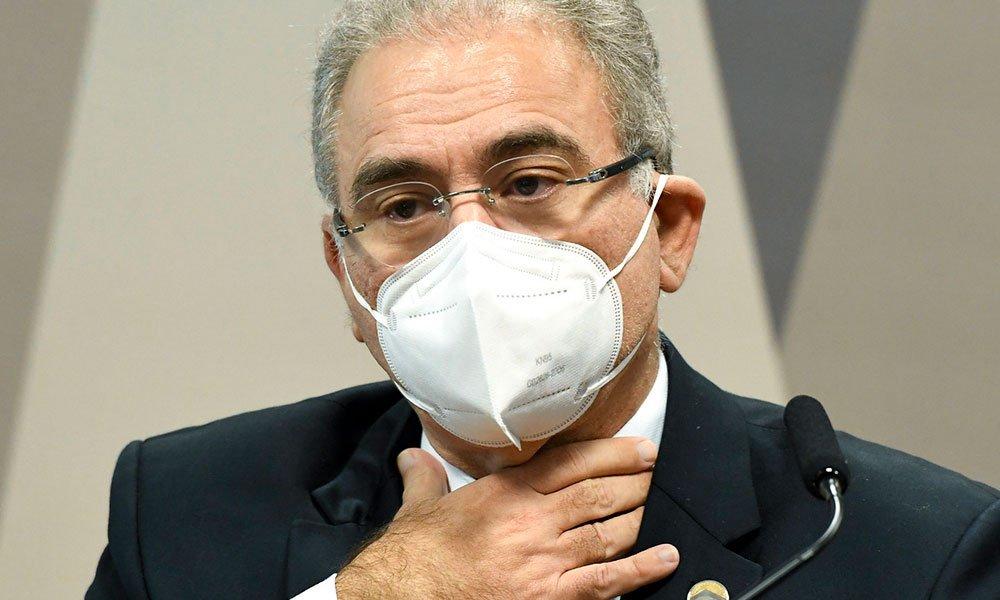 CPI da Pandemia ouve o ministro da Saúde, Marcelo Queiroga – 8/6/2021