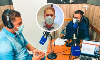 Em programa de rádio, Marcelinho Guimarães diz que a Bahia precisa recuperar o tempo perdido