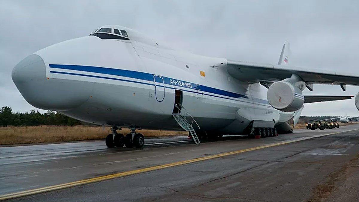avião com ajuda humanitária chega a cuba